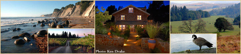 Casa Carolina Vacation Rental - Sonoma